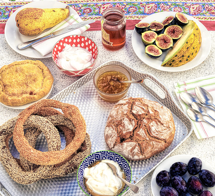 Xinara greek breakfast small