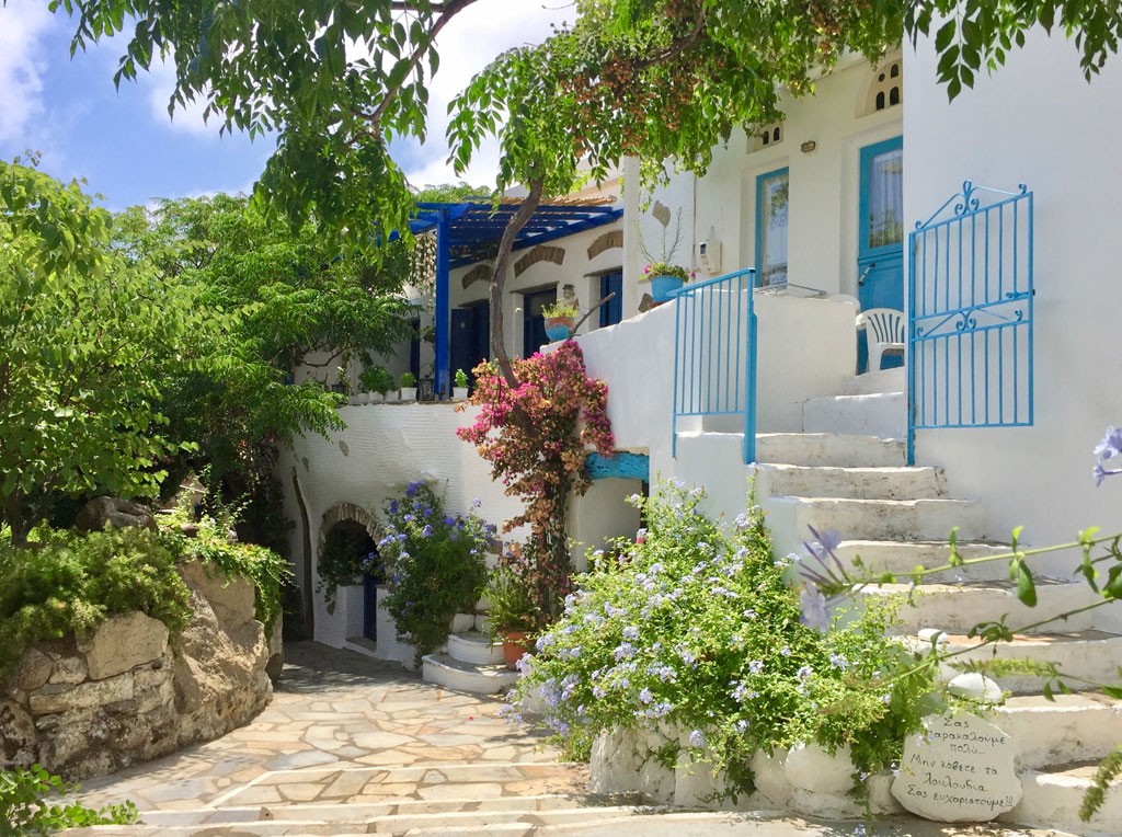 Traditional villages of Tinos